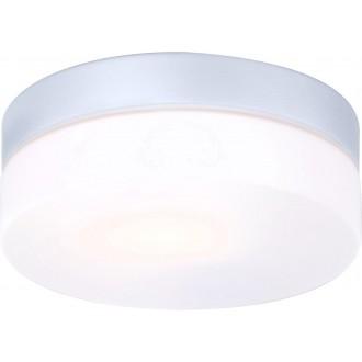 GLOBO 32111 | Vranos Globo stropné svietidlo 1x E27 IP44 hliník, opál