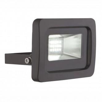 GLOBO 34003 | Callaqui Globo svetlomet svietidlo otočné prvky 1x LED 550lm 6000K IP65 čierna, priesvitné