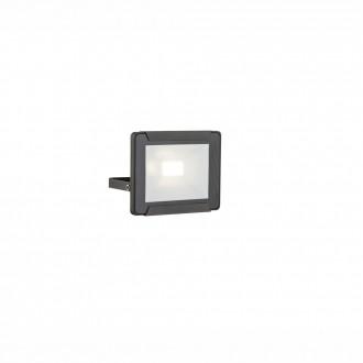GLOBO 34009 | Urmia Globo svetlomet svietidlo otočné prvky 1x LED 800lm 4000K IP65 čierna