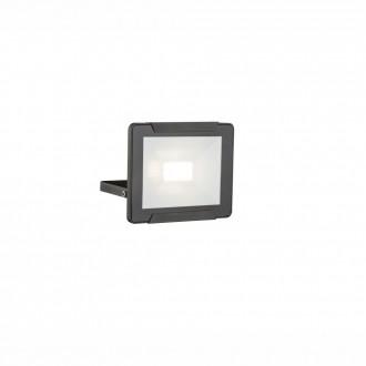 GLOBO 34010 | Urmia Globo svetlomet svietidlo otočné prvky 1x LED 1600lm 4000K IP65 čierna
