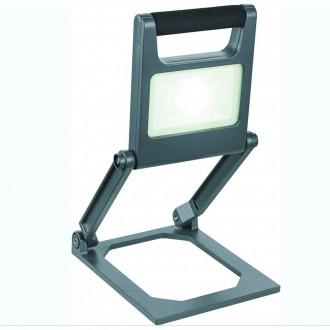 GLOBO 34149 | Tunga Globo prenosné svietidlo prepínač regulovateľná intenzita svetla 1x LED 600lm 6500K IP44 čierna