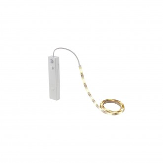 GLOBO 38980 | Light_Tube_I Globo svetelná hadica svietidlo pohybový senzor 30x LED 140lm 4000K biela