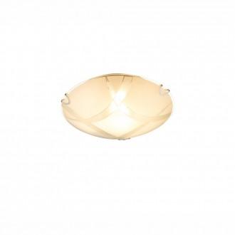 GLOBO 40391   Jalua Globo stropné svietidlo 2x E27 chróm, biela