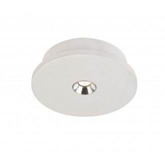 GLOBO 55010-1 | Christine-Timo Globo stropné svietidlo 1x LED 378lm 3000K biela, chróm