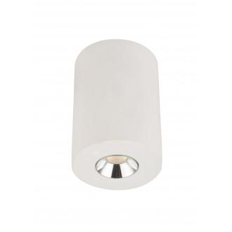 GLOBO 55010-1A | Christine-Timo Globo stropné svietidlo 1x LED 378lm 3000K chróm, biela