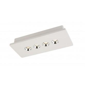 GLOBO 55010-4 | Christine-Timo Globo stropné svietidlo 1x LED 1323lm 3000K biela, chróm