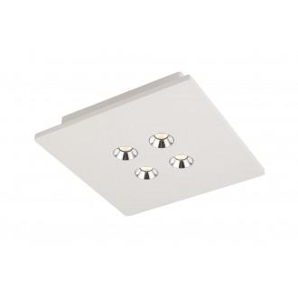 GLOBO 55010-4D | Christine-Timo Globo stropné svietidlo 1x LED 1323lm 3000K biela, chróm