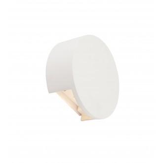 GLOBO 55010-W2 | Christine-Timo Globo stenové svietidlo 1x LED 615lm 3000K biela