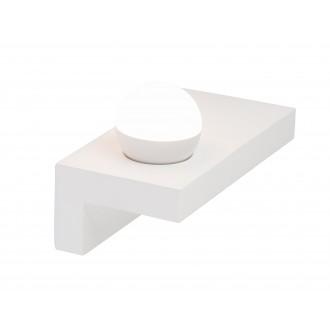 GLOBO 55010-W3 | Christine-Timo Globo rameno stenové svietidlo 1x LED 730lm 3000K biela