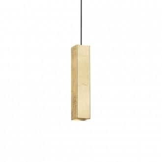 IDEAL LUX 136936 | Sky-IL Ideal Lux visiace svietidlo - SKY SP1 ORO - 1x GU10 400lm 3000K zlatý, biela