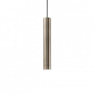 IDEAL LUX 141794 | Look-IL Ideal Lux visiace svietidlo - LOOK SP1 D06 BRUNITO - 1x GU10 2700K starožitná zlata