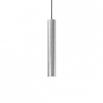 IDEAL LUX 141800 | Look-IL Ideal Lux visiace svietidlo - LOOK SP1 D06 ARGENTO - 1x GU10 2700K strieborný