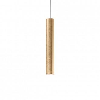 IDEAL LUX 141817 | Look-IL Ideal Lux visiace svietidlo - LOOK SP1 D06 ORO - 1x GU10 2700K zlatý