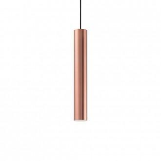 IDEAL LUX 141855 | Look-IL Ideal Lux visiace svietidlo - LOOK SP1 D06 RAME - 1x GU10 2700K mosadz