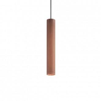 IDEAL LUX 170589 | Look-IL Ideal Lux visiace svietidlo - LOOK SP1 D06 CORTEN - 1x GU10 2700K corten, hrdzavo hnedé