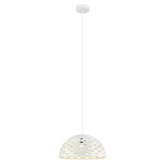 ITALUX MDM-3129/1 W | Armand Italux visiace svietidlo 1x E27 biela