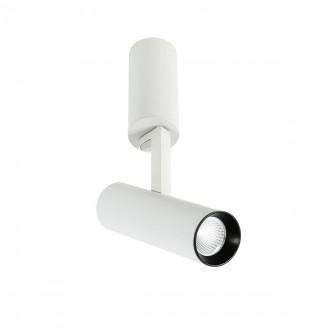 ITALUX SLC74055/18W 4000K WH+BL | Bocca Italux spot svietidlo otočné prvky 1x LED 1590lm 4000K čierna, biela