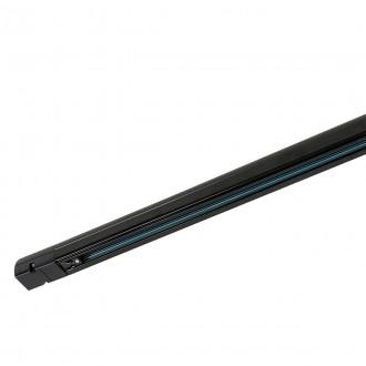 ITALUX TR-1M/4PH-BL TRACK BL | 4-Phase-Track Italux prvok systému - sprievodná koľajnica - štyri fázy 1m doplnok čierna, biela