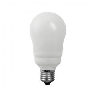 KANLUX 10615 | E27 15W Kanlux normálne A60 kompaktná žiarivka XEU 800lm 3500K
