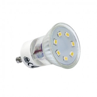 KANLUX 14947 | GU10 2,2W -> 21W Kanlux spot LED svetelný zdroj MINI 200lm 6500K 120° CRI>80