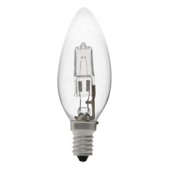 KANLUX 18440 | E14 28W -> 37W Kanlux sviečka C35 žiarovka halogénová Ecohalo 370lm 2700K