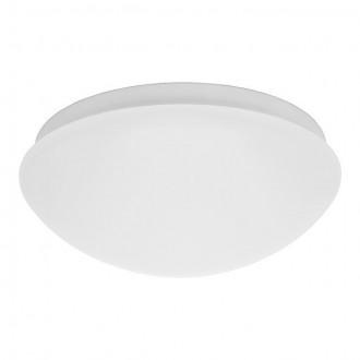 KANLUX 19000 | Pires Kanlux stenové, stropné svietidlo kruhový pohybový senzor 1x E27 IP44 IK06 biela