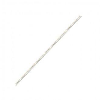 KANLUX 2157 | Kanlux prepojovacia lišta DIN35, U 56/1 svetlo šedá