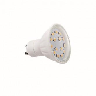 KANLUX 22201 | GU10 5W -> 37W Kanlux spot LED svetelný zdroj SMD 430lm 5700-6200K 120° CRI>80