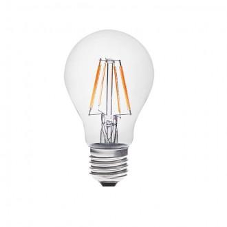 KANLUX 22464 | E27 4W -> 37W Kanlux normálne A60 LED svetelný zdroj filament 420lm 2700K 360°