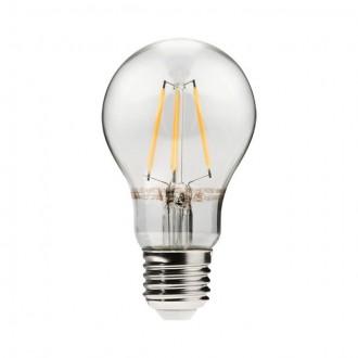 KANLUX 22468 | E27 6W -> 57W Kanlux normálne A60 LED svetelný zdroj filament 750lm 2700K 360°