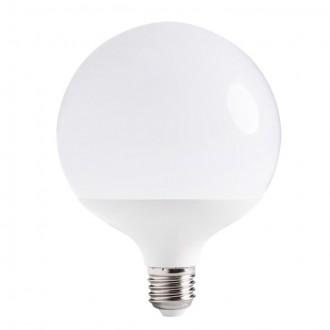 KANLUX 22572 | E27 16W -> 115W Kanlux veľká guľa G120 LED svetelný zdroj SMD 1800lm 3000K 220°
