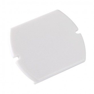 KANLUX 22587 | Tear Kanlux prvok systému - uzatváranie doplnok biela