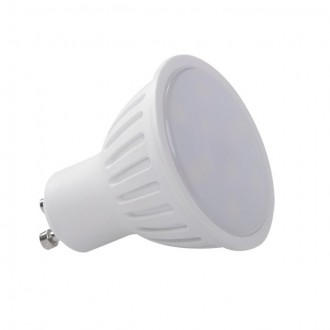 KANLUX 22700 | GU10 5W -> 33W Kanlux spot LED svetelný zdroj SMD 360lm 3000K 120°