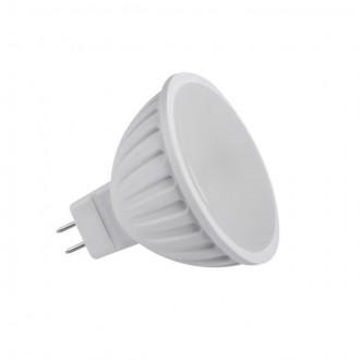 KANLUX 22706 | MR16 / GU5.3 7W -> 41W Kanlux spot LED svetelný zdroj SMD 480lm 3000K 120°