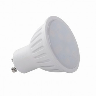 KANLUX 22823 | GU10 3W -> 26W Kanlux spot LED svetelný zdroj SMD 260lm 4000K 120°
