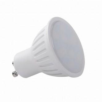 KANLUX 22824 | GU10 5W -> 33W Kanlux spot LED svetelný zdroj SMD 370lm 4000K 120°