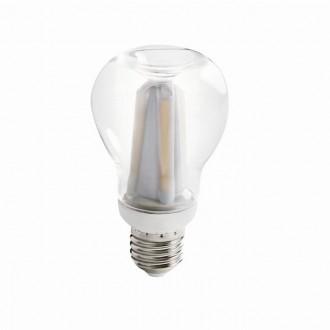 KANLUX 22865 | E27 7W -> 57W Kanlux normálne A60 LED svetelný zdroj SMD 750lm 4000K 300°