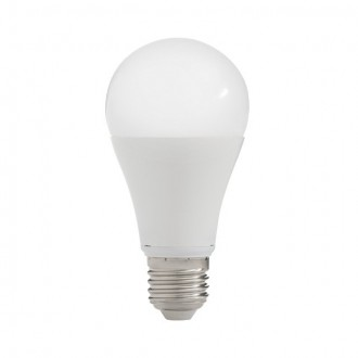 KANLUX 22911 | E27 12W -> 77W Kanlux normálne A60 LED svetelný zdroj TRIColor 1100lm 2700 - 4000 - 6500K nastaviteľná farebná teplota 200° CRI>80