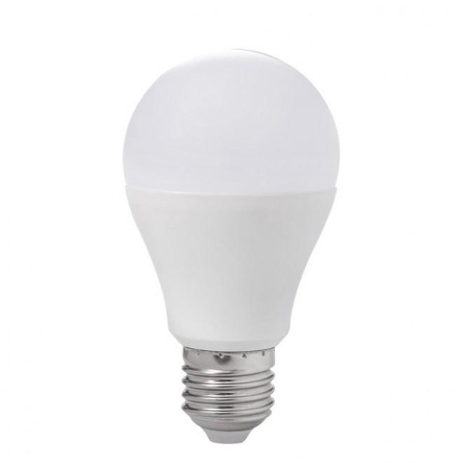 KANLUX 22941 | E27 6,5W -> 45W Kanlux normálne A60 LED svetelný zdroj SMD 550lm 4000K 200° CRI>80