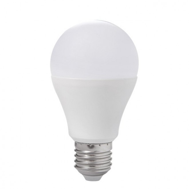 KANLUX 22950 | E27 9,5W -> 60W Kanlux normálne A60 LED svetelný zdroj SMD 800lm 3000K 200° CRI>80