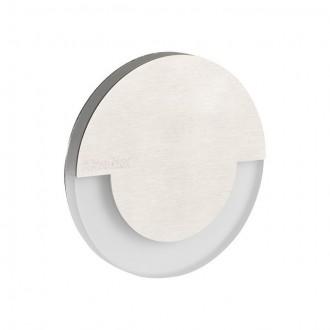 KANLUX 23101 | Kanlux-Sola Kanlux zabudovateľné svietidlo kruhový Ø70mm 1x LED 15lm 6500K zušľachtená oceľ, nehrdzavejúca oceľ, priesvitné