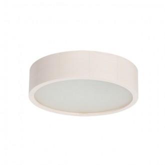 KANLUX 23123   Jasmin-K Kanlux stenové, stropné svietidlo kruhový 1x E27 biela dub, biela