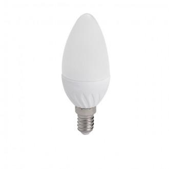 KANLUX 23381 | E14 4,5W -> 35W Kanlux sviečka C38 LED svetelný zdroj SMD 400lm 4000K 230°