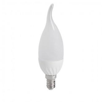 KANLUX 23383 | E14 4,5W -> 35W Kanlux sviečka - dekor FC38 LED svetelný zdroj SMD 400lm 4000K 230°