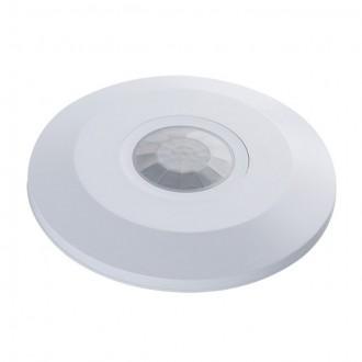 KANLUX 23452 | Kanlux pohybový senzor PIR 360° kruhový biela