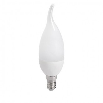 KANLUX 23490 | E14 6,5W -> 48W Kanlux sviečka - dekor FC38 LED svetelný zdroj SMD 600lm 3000K 210°