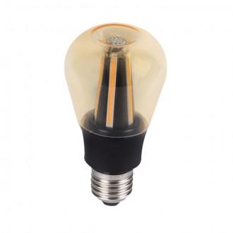 KANLUX 24256 | E27 8W -> 60W Kanlux normálne A60 LED svetelný zdroj DECORI 800lm 2700K 300°