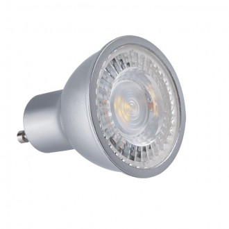 KANLUX 24505 | GU10 7W -> 46W Kanlux spot LED svetelný zdroj SMD 570lm 6500K 120°