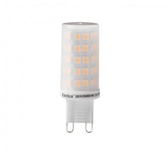 KANLUX 24524 | G9 4W -> 42W Kanlux kvapka LED svetelný zdroj SMD 500lm 3000K 300°