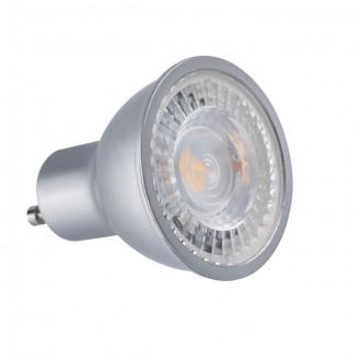 KANLUX 24660 | GU10 7,5W -> 44W Kanlux spot LED svetelný zdroj DIM. 530lm 2700K regulovateľná intenzita svetla 120°